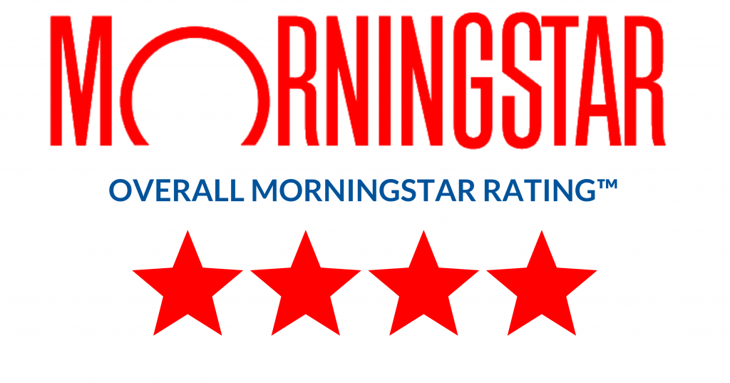 DALCX and DASCX have a 4 star overall morningstar rating